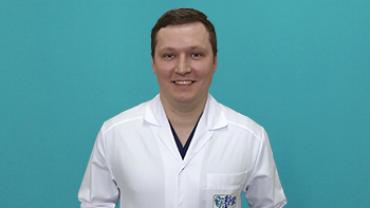 Анисимов Евгений Александрович